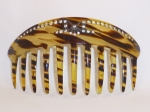 Large Celluloid Haircomb