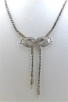 Boucher Bow Necklace