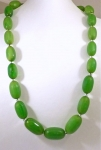 Apple Green Bakelite Beads  ***WAS £120 NOW.....
